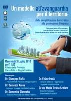 L'Assessorato attività produttive comunica che si terrà la conferenza stampa di presentazione del Workshop di avvio del Sistema della piattaforma telematica CalabriaSUAP.