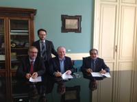 Sottoscritto un accordo di programma per interventi finalizzati alla mitigazione dei fenomeni di dissesto idrogeologico nella frazione Petile con il Comune di Laganadi.